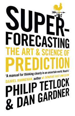 Summer reading - Superforecasting