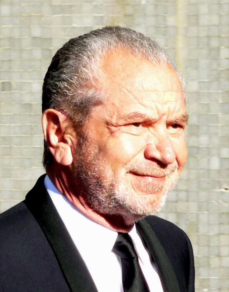 Successful business stories Alan Sugar