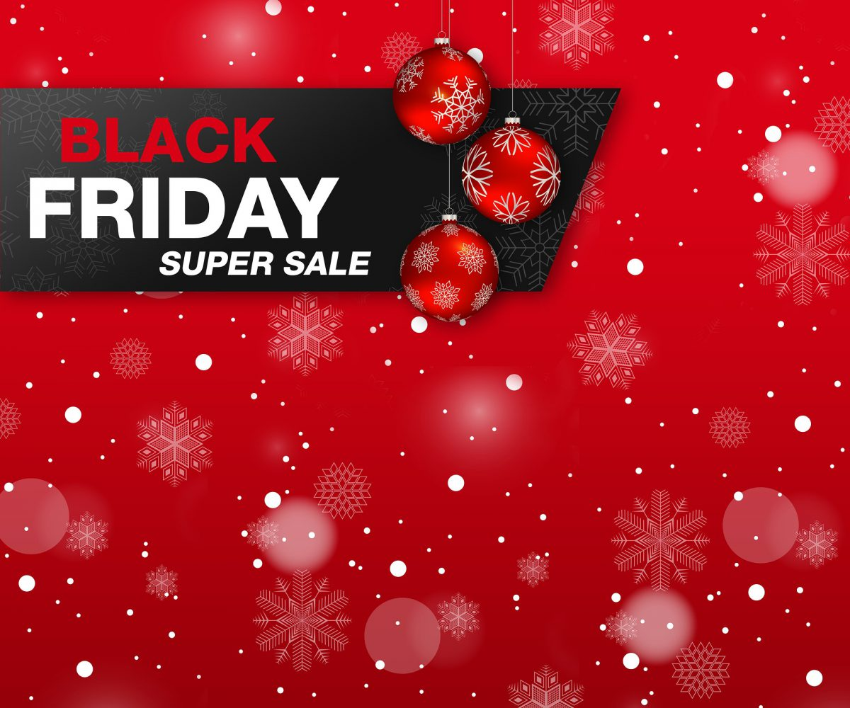 Black Friday Offer Banner