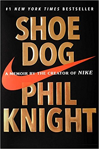 Summer reading - Shoe Dog