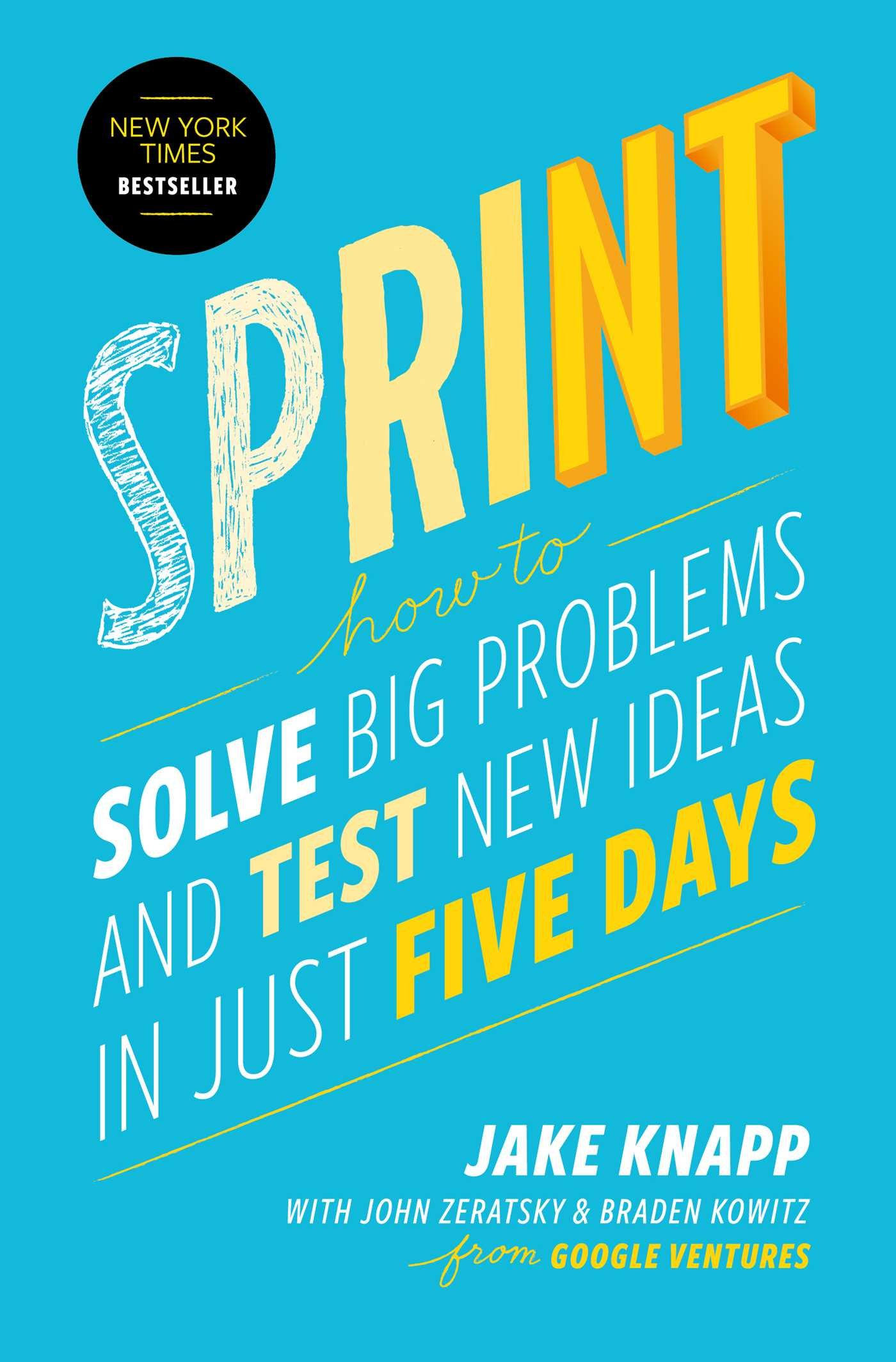 Summer reading - Sprint