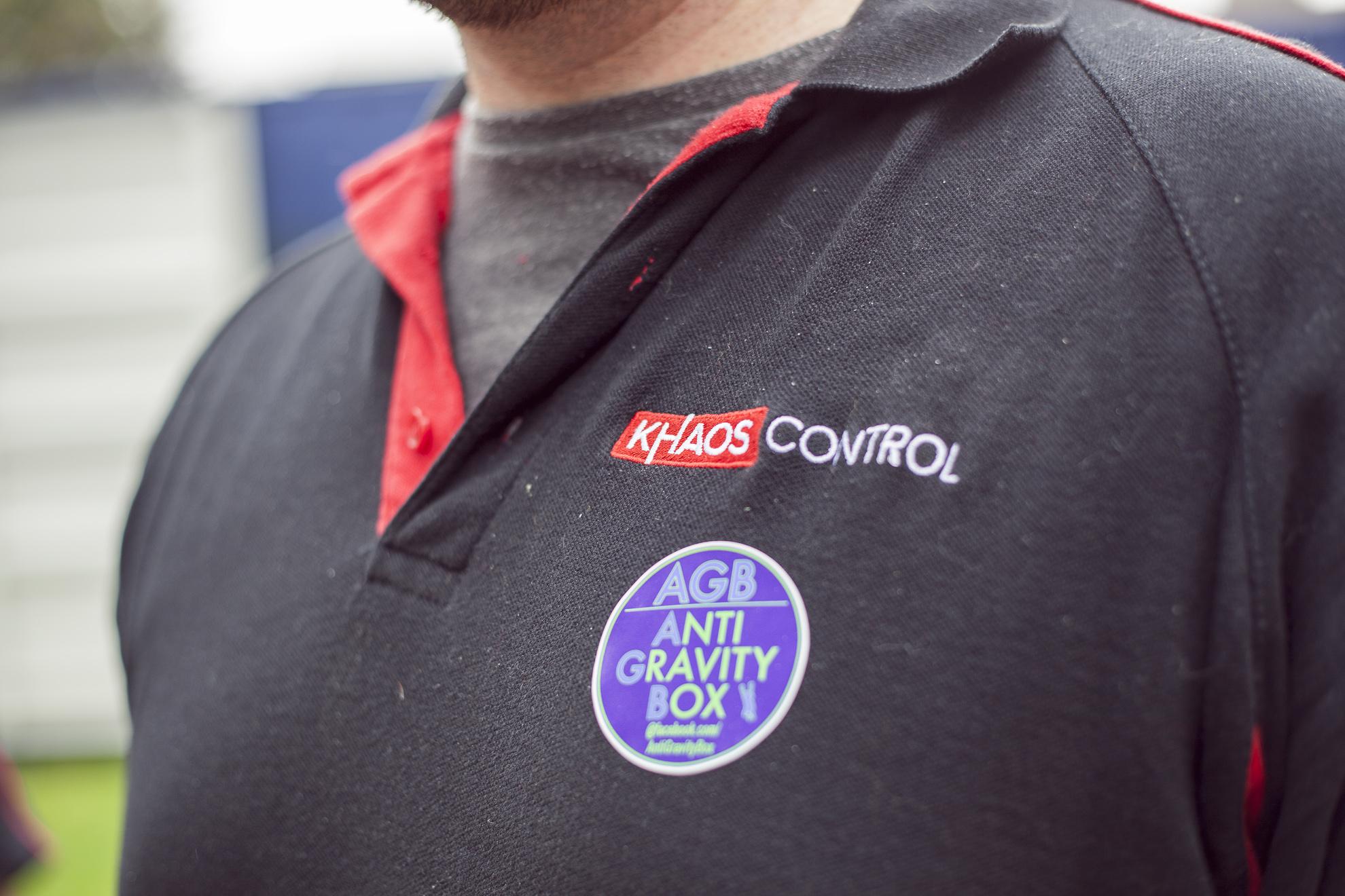 Anti Grav Box sponsored by Khaos Control