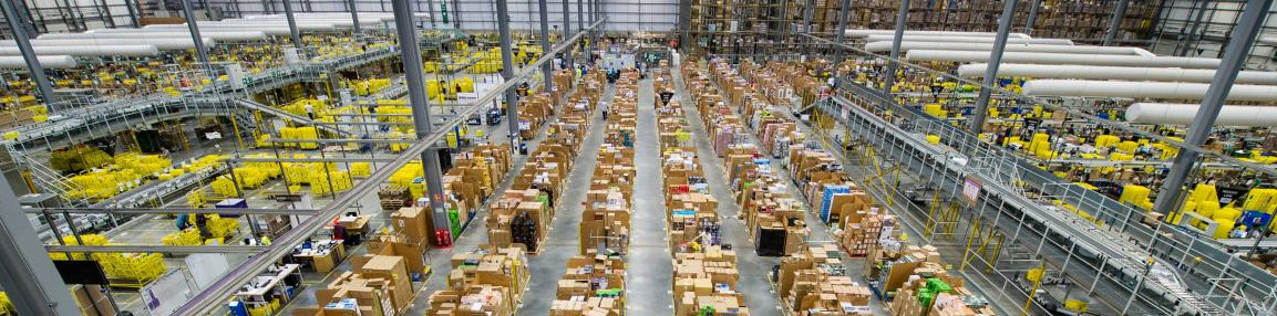 Amazon and the Final Mile
