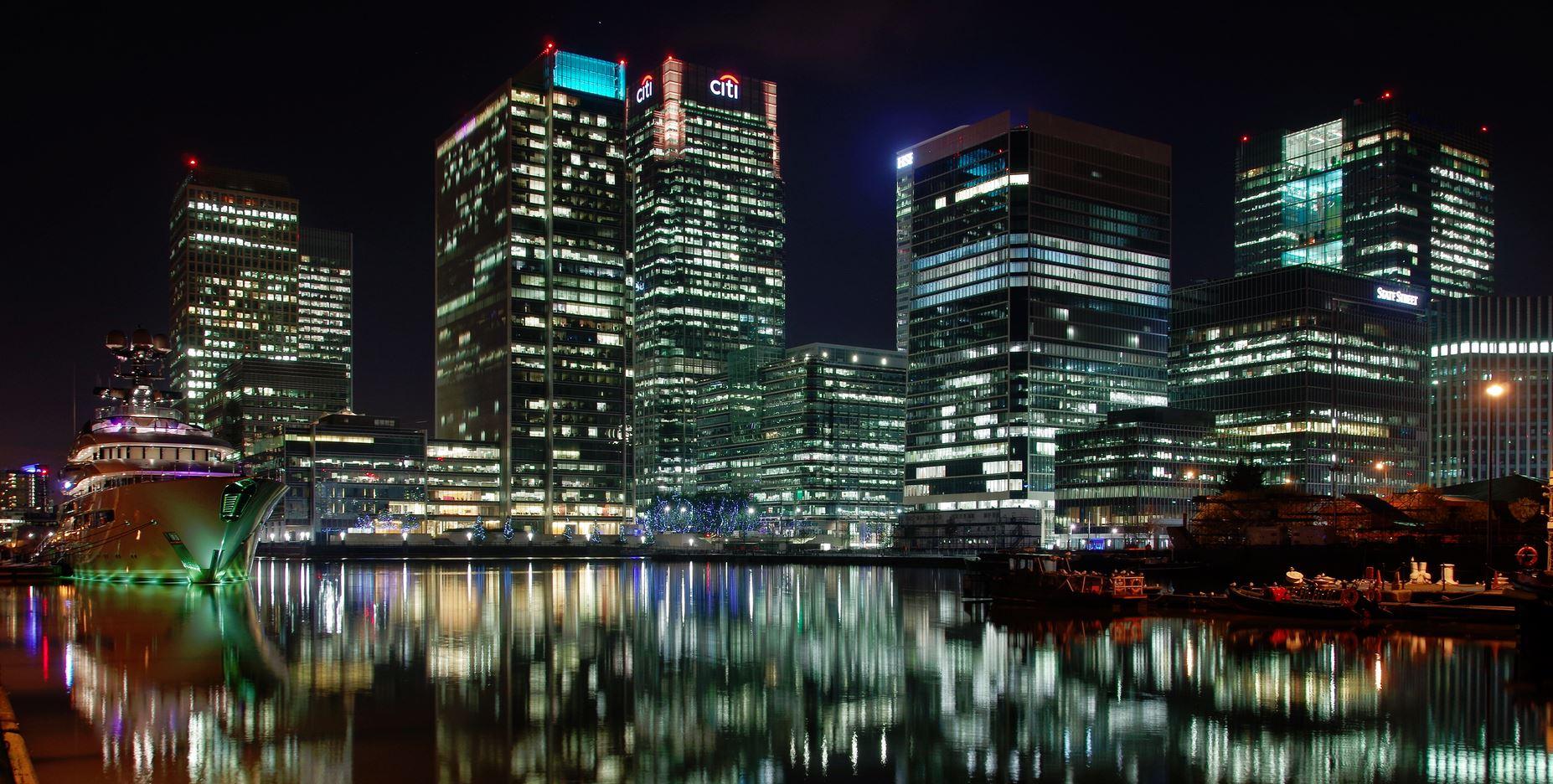 Productivity Problem - Canary Wharf