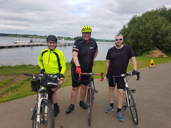C2C2C Charity Bike Ride – Rutland Water